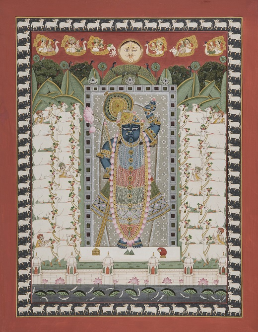 Pichvai Tradition & Beyond - Pichwai Deccan Miniature Painting